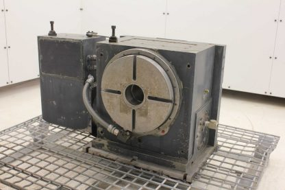 1998 Camco Ferguson 360K 12 M DL S 1C Precision Rotary Table 12 Table Used 172032893988 10
