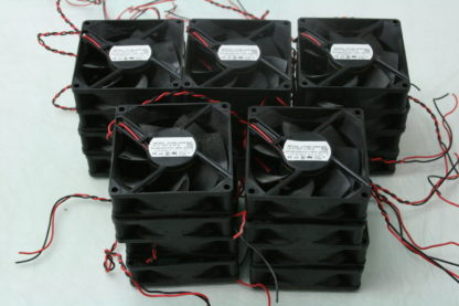 20 NMB 3110KL 04W B50 DC Brushless Motor Fan 12V DC 80mm Frame Used 172104151180