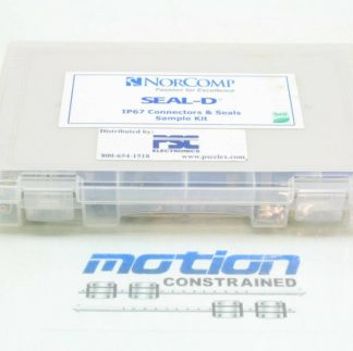 30 NormComp Seal D IP67 D Sub Servo Power Connectors Sample Kit Gold Plated New other see details 181610271190