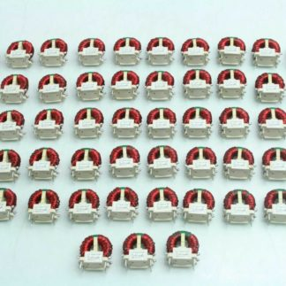 53 New Coilcraft CMT1 75 2L Common Mode Line Chokes 75mH 229 kOhms 16Mhz Used 182382602010