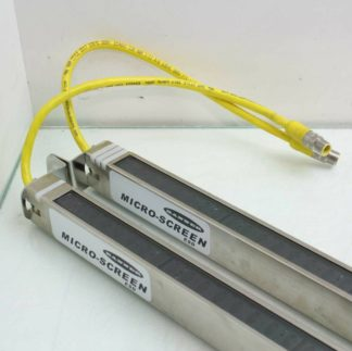 Banner USE2012NP2 Transmitter USER2012NP2 Receiver Light Curtain Sets w Cables Used 182171252600