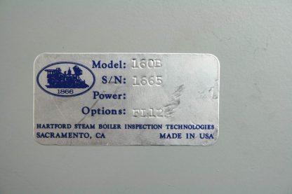 Hartford AET Preamplifier 160B Steam Boiler Inspection Technologies FL12X Option Used 171888597380 5