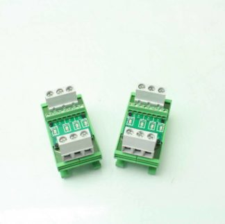 Lot of 2 Ametes CM 50A 3CSA PSW 3 Channel Current Monitor Used 171918686150