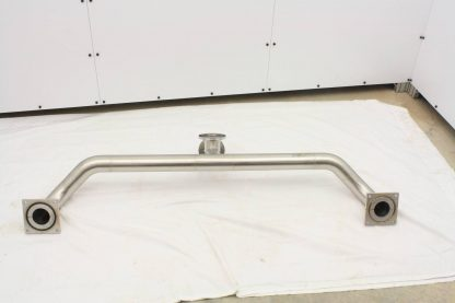 MDC Stainless Steel High Vacuum Tubing 63 Long ISO K DN100 Flanges ISO100 K Used 171430774298 10