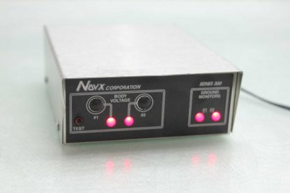 NOVX Corporation ESD 300 Series Work Station Equipment Ground Plane Monitor Used 172292974090 10
