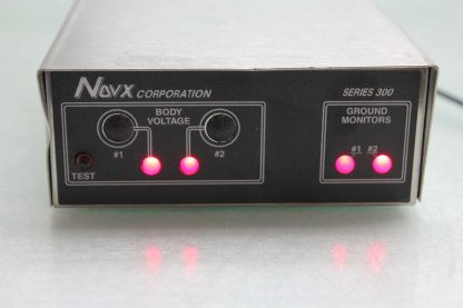 NOVX Corporation ESD 300 Series Work Station Equipment Ground Plane Monitor Used 172292974090 11