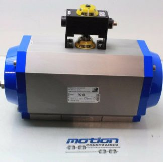 New ARIS Pneumatic Double Acting Actuator PD 55 7247 Nm Nominal Torque 6 Bar New other see details 181386019350