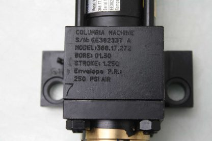 Parker Columbia Machine 36617272 Pneumatic Cylinder 15 Bore x 125 Stroke New 172103999327 10