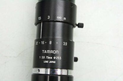 Point Grey FLEA HIBW CS IEEE 1394 Industrial Camera w Tamron 139 75mm Lens Used 173229428660 29
