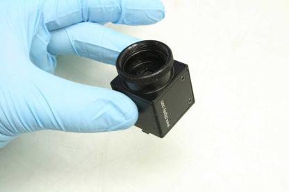 Point Grey FLEA HIBW CS IEEE 1394 Industrial Camera w Tamron 139 75mm Lens Used 173229428660 31