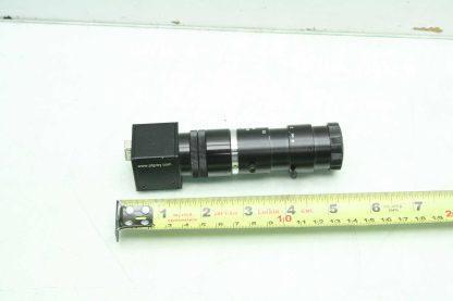 Point Grey FLEA HIBW CS IEEE 1394 Industrial Camera w Tamron 139 75mm Lens Used 173229428660 35