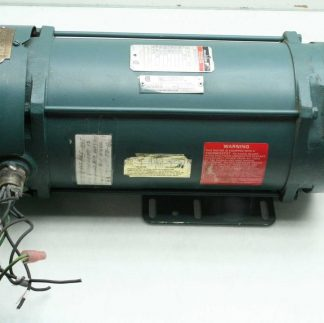 Reliance 15661 464N Z1 Brushless AC Motor 120V 1725RPM 1HP 58 Shaft Used 182807643940