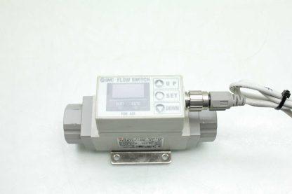 SMC PF2A711 03 27 M Digital Water Flow Switch 10 100LMin Flow 38 Port Used 172393893350 21