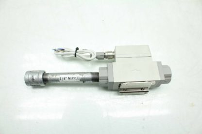 SMC PF2A711 03 27 M Digital Water Flow Switch 10 100LMin Flow 38 Port Used 172393893350 8