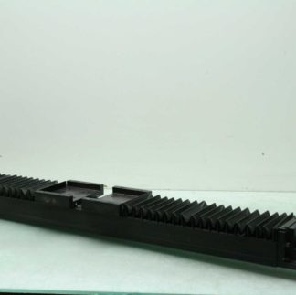 THK KR46 Linear Actuator Linear Precision Ball Screw 470mm Travel 2 Blocks Used 182699136140