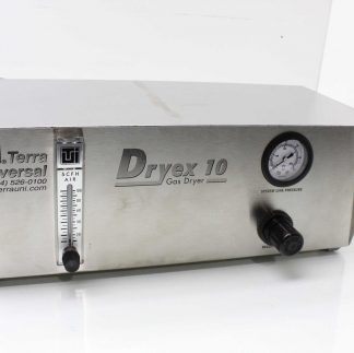 Terra Universal Dryex 10 9082 01 Gas Dryer Used 183446348920