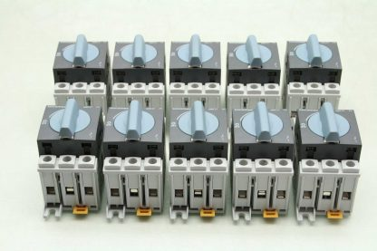 10 New Socomec Sirco M16 Rotary Load Break Disconnect Switch 16A New other see details 172755190121