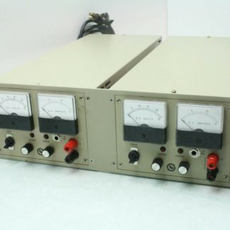 2 Electronic Measurements EM HCR 20 13 110 Rackmount Power Supply 0 20V 0 13A Used 171968835351