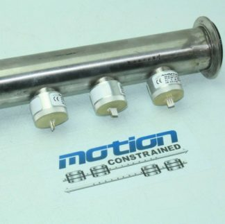 3 Analytical Industries XLT 12 100 M O2 Sensors Stainless High Vacuum Fitting Used 171173312991