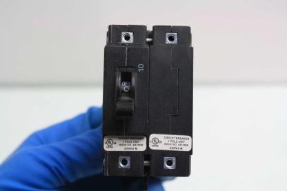 6 Airpax LELK11 1 63 100 A 01 V Custom Circuit Breakers 125 Amps 125V AC Used 171920365741 10