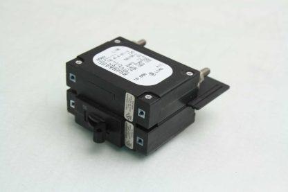 6 Airpax LELK11 1 63 100 A 01 V Custom Circuit Breakers 125 Amps 125V AC Used 171920365741 5