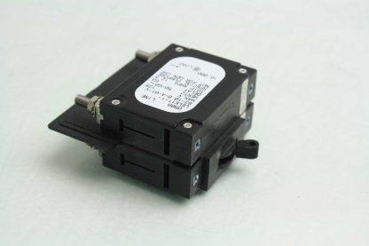 6 Airpax LELK11 1 63 100 A 01 V Custom Circuit Breakers 125 Amps 125V AC Used 171920365741 6