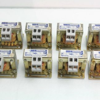 8 Infranor D 1510 Servo Line Reactors Inductors 025mH 10 Amps Used 181712129261