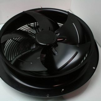 Ebmpapst W3G350 CA58 01 Fan w Speed Control 200 277V 2100 CFM Used 171633171381