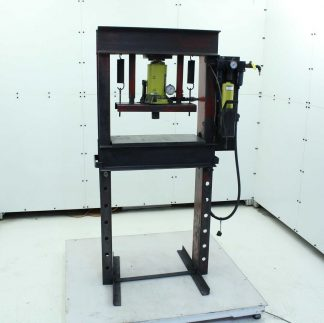 Enerpac JH 20 A Frame Hydraulic Press 20 Ton Capacity 65 Stroke Used 173440960241