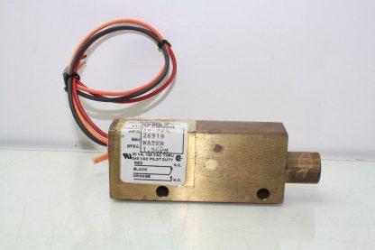 GEMS Flow Switch FS 925 26919 H2O 15 GPM 20 VA 120 VAC Thru 240 VAC 72516 Used 172121795071