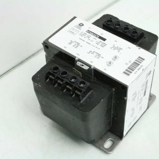 General Electric 9T58K0070 Industrial Control Transformer Primary 230 575V Used 173238558361