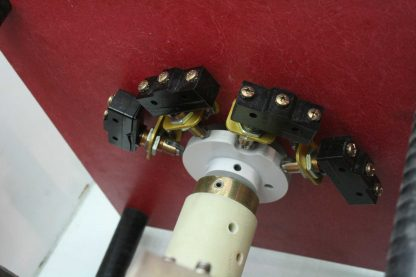 Knife High Current 3 Pole 4 Position Electrical Shut Off Switch Shunt 10000V Used 172464793171 15