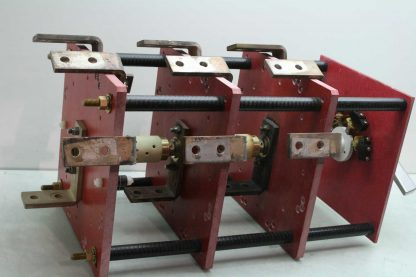 Knife High Current 3 Pole 4 Position Electrical Shut Off Switch Shunt 10000V Used 172464793171 17