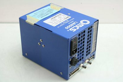 MCS LA2000 62 Model 62 Linear Control Amplifier for High Speed Spindle Used 172706828205 21