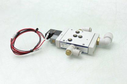 Myatuku Convum CVA 15HS 24A Vacuum Solenoid Valve 24V DC Coils Used 172296082661