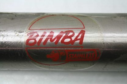 New Bimba SS RD 2425 Stainless Steel Air Cylinder 1 34 Bore x 2 12 Stoke New 172209220417 11