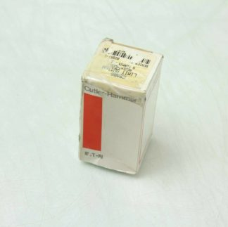 New Eaton Cutler Hammer E50RA Series A1 Surface Mount Limit Switch Receptacle New 182026403051