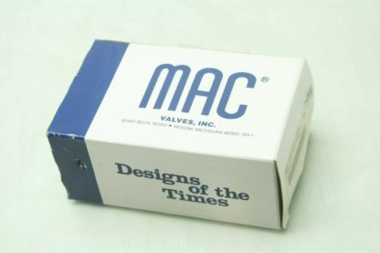 New MAC 45A AA2 DFFJ 1KB Pneumatic Air Solenoid Valve 24V DC Coils 18 NPT New 172226743131