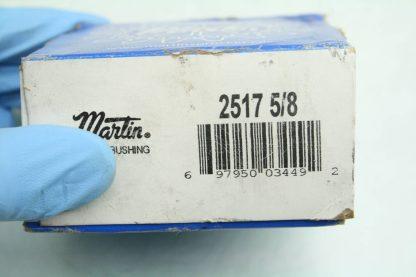 New Martin 2517 58 Finished Bore w Keyway Taper Locking Bushing 1 34 New 172086212981 3