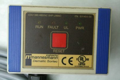 Siemens Mannesmann Dematic Sortec 601404 59 Control Interface for Conveyors 5 HP Used 172328195161 2