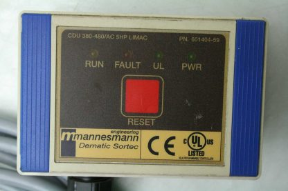 Siemens Mannesmann Dematic Sortec 601404 59 Control Interface for Conveyors 5 HP Used 172328195161 20