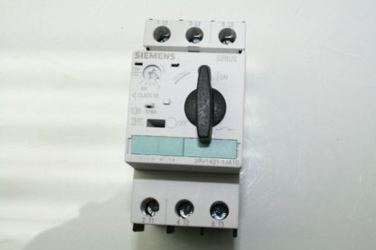 Siemens Sirius 3RV1421 1JA10 Motor Protector Starter Breaker 7 10A Trip Used 172121795111