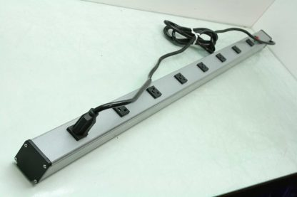 Wiremold L10636 8 Port Long Power Strip 120V AC 15A Capacity 48 Long Used 172357583861 12