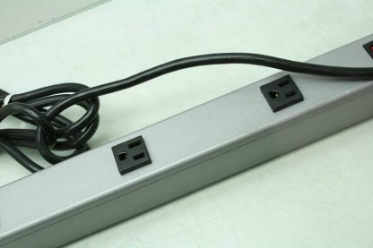 Wiremold L10636 8 Port Long Power Strip 120V AC 15A Capacity 48 Long Used 172357583861 13