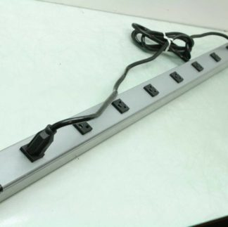 Wiremold L10636 8 Port Long Power Strip 120V AC 15A Capacity 48 Long Used 172357583861