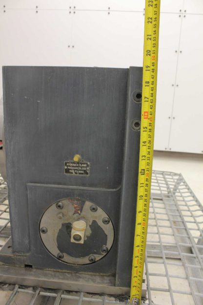 1998 Camco Ferguson 360K 12 M DL S 1C Precision Rotary Table 12 Table Used 172032893988 32