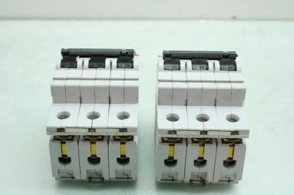 2 ABB S273 K10A Three Pole Industrial Circuit Breakers 10A Used 172570182561 22