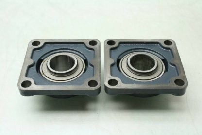 2 NTN F207 Single Row Cylindrical Flange Mount Bearing 1 38 Bore New other see details 172558518122 2
