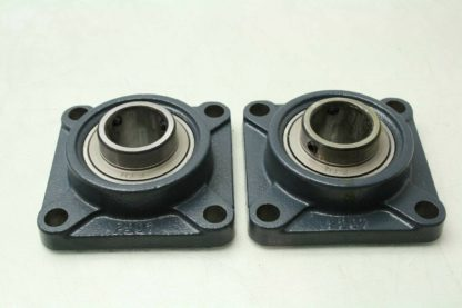 2 NTN F207 Single Row Cylindrical Flange Mount Bearing 1 38 Bore New other see details 172558518122