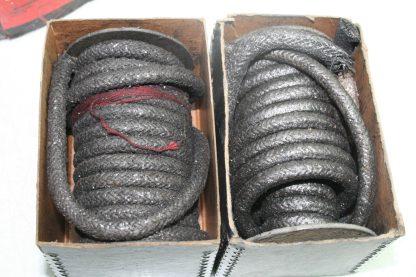 2 New Raybestos Manhattan 300 RMBraided Valve Stem Mechanical Packing 516 Dia New 172090081212 4